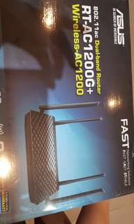 Asus rt-ac1200g+. Brand new in box