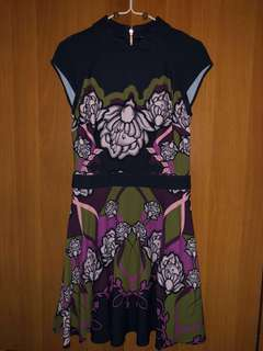 (Big sale) Authentic Ted Baker one-piece dress