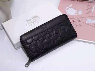 orig coach wallet