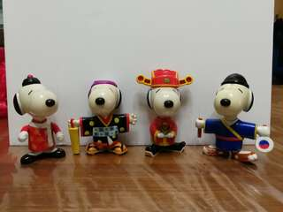McDonald Snoopy Collectibles Item