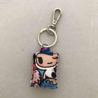 (1 piece only) tokidoki Jujube tokipops mozz puffy keychain