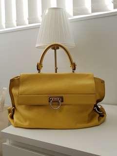 Authentic Salvatore Ferragamo Hand Bag