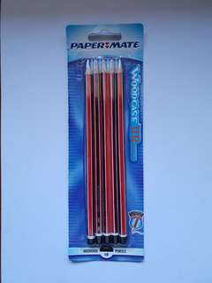 Papermate Woodcase HB Pencils