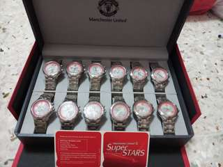 Manchester United Super Star Collection