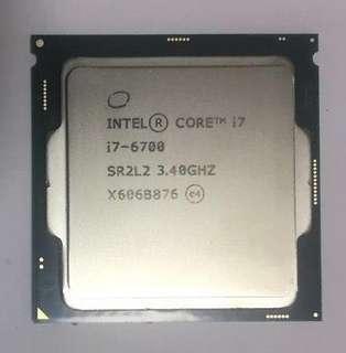 Intel Core i7 6700 Processor