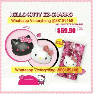 LIMITED EDITION Hello Kitty Ez Charm