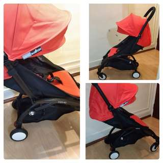 Authentic Babyzen yoyo stroller