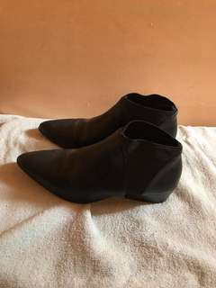 Mango Chelsea Ankle Boots (Pointed Tip)