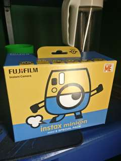 Instax Polaroid mini 8 Minion