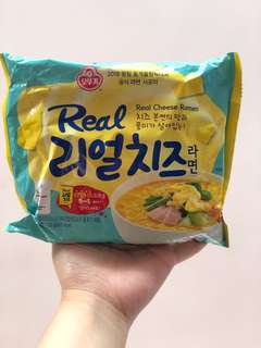 Real Cheese Ramen