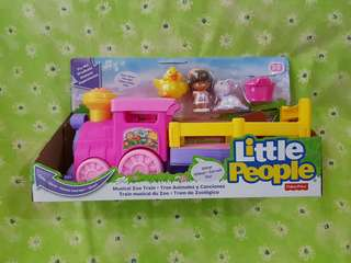 Fisher Price Little People Musical Zoo