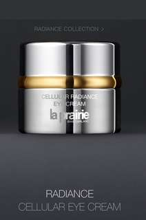 La Prairie Radiance Cellular Eye Cream