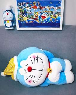 Doraemon - Squishy Super Soft Good Night Plushy (HUGE)