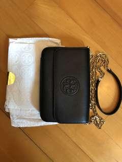 全新Tory Burch chain strap shoulder bag