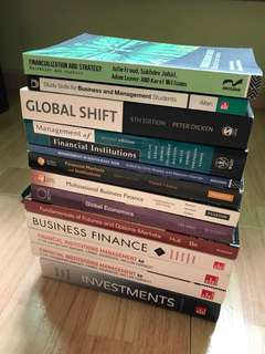 Business Finance Books