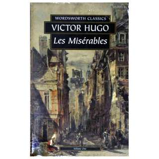 LES MISERABLES BY VICTOR HUGO VOL.1