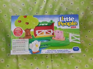 Fisher Price Little People Pig Pen