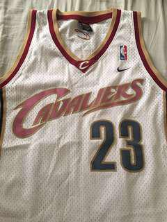Lebron James Rookie No. 23 Jersey