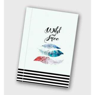 Feather Wild Notebook