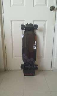 121c Aileron Carbon Fibre Skateboard