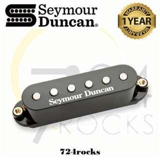 Seymour Duncan STK-S9B Hot Stack Plus Strat Bridge Single Coil Pickup / Guitar Pickup