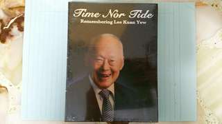 Time Nor Tides : Remembering Mr Lee