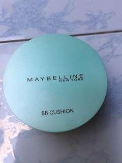 MAYBELLINE BB CUSHION shade 03 natural masih banyak isinya