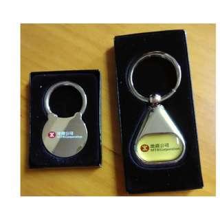 地鐵匙扣 ~ 連原裝盒 ~ 絕版 - MTR 地鐵公司 絕版紀念品