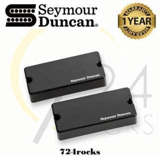 Seymour Duncan SSB-4S Passive Soapbar Set Phase II Bass Soapbar Pickup / Bass Pickup
