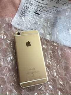 🚚 整新 IPhone 6  32G 金