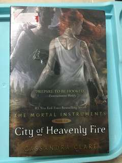 City of Heavenly Fire by Cassandra Clare (ENGLISH)