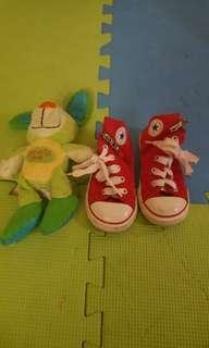 Authentic converse for kids unisex size 6