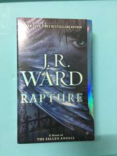 Rapture by JR WARD (ENGLISH)