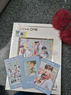 Wanna One Undivided JaeHwan Full Set
