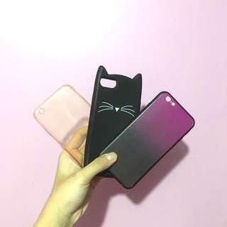 Iphone 6 & 6s cases Bundle