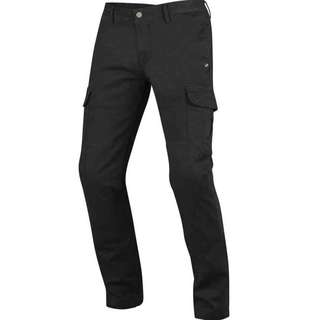 BN Alphinestars Deep South Denim Cargo Pants (Black) sz-32""