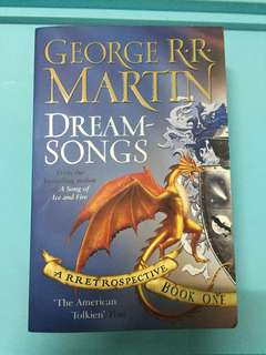 Dream Songs by George RR Martin (ENGLISH)