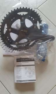 SHIMANO 105 - 10 SPEEDS crankset