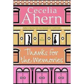 Thanks for the memories (Large paperback) by Cecilia Ahern