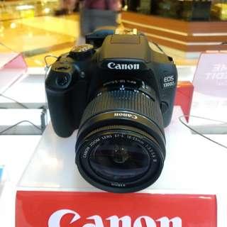 Kamera Canon Eos 1300D (Kredit Tanpa KartuKredit) Proses 3Menit