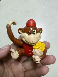 1992麥當勞 福星猴