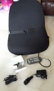 Spinal support massage cushion - Oto