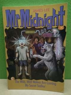 Mr Midnight (Volume 25)
