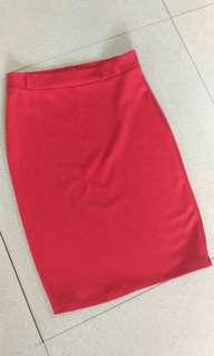 Freeway Pencil Skirt