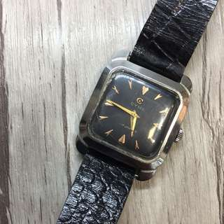Cyma 17 Jewels Winding Vintage Watch