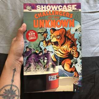 DC Showcase presents Challengers of the Unknown vol. 2