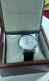 Alexandre Christie Original jam tangan