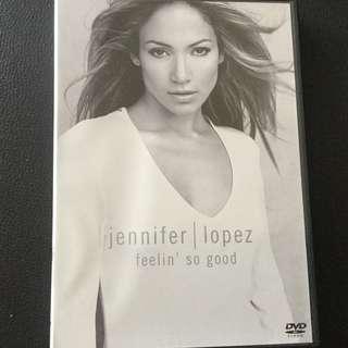 Jennifer Lopez DVD