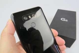 SWAP : LG G6 64gb fullset Zitron