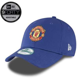 Authentic New Era Manchester United 9Forty Cap